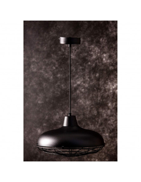 Lampa wisząca / sufitowa / KAILA BLACK/GOLD Fashion-Home