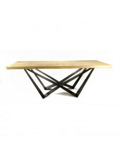 Stół Araneo Drewno Lite Dąb Europejski
