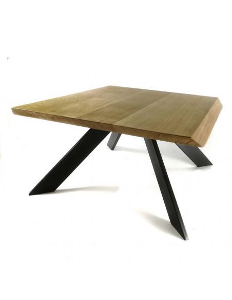 Coffe-table STELO, solid wood, European oak
