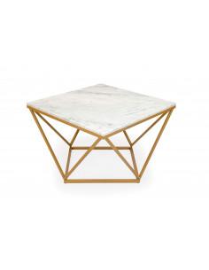 Stolik-kawowy-marmur-Diament-75x75x50-Bianco-zlota-perla-2-cm-Fashion-Home