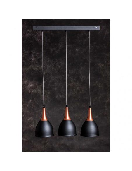 Lampa wisząca / sufitowa / MONNI 3 Fashion-Home