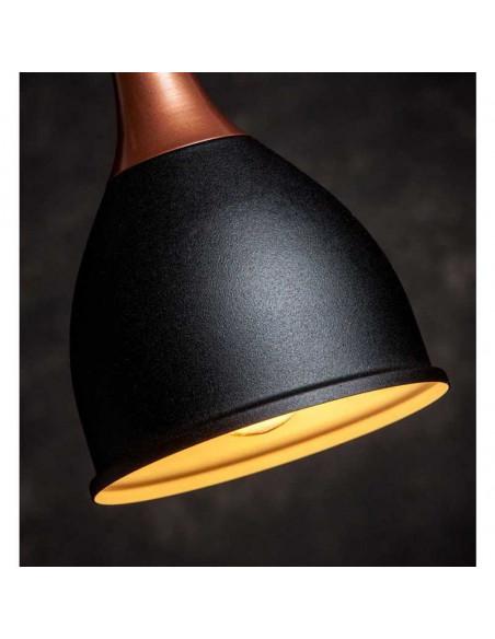 Lampa wisząca / sufitowa / MONNI 3 lampa pająk Fashion-Home