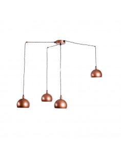 Lampa wisząca / sufitowa / FASHION 4NP Lampa pająk CZARNY/CZARNY Fashion-Home