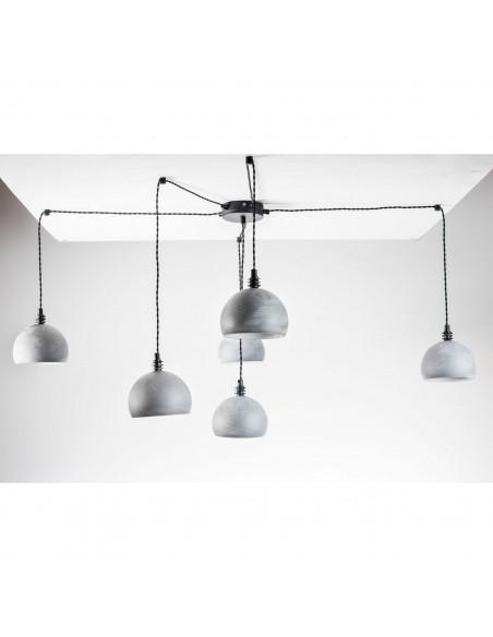 Lampa wisząca / sufitowa / pająk FASHION 6NP Fashion-Home