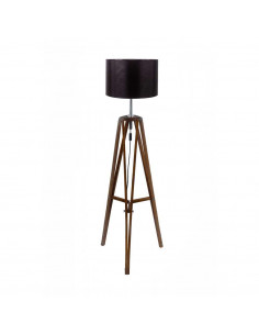 Floor lamp TRIPOD LOFT BLACK