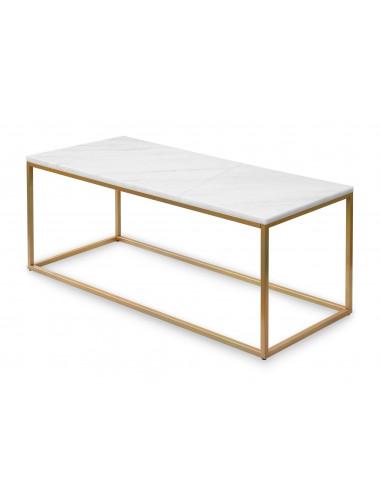 Stolik-kawowy-marmur-Atena-125x50x55-Bianco-zlota-perla-2-cm-Fashion-Home