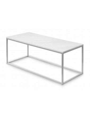 Stolik-kawowy-marmur-Atena-125x50x55-Bianco-srebrny-2-cm-Fashion-Home