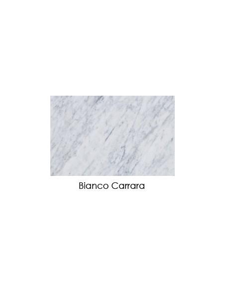 Konsola Sara z blatem marmurowym Fashion-Home