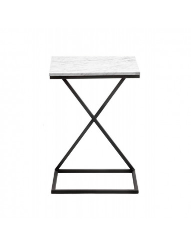 Industrial auxiliary table IKS marble...