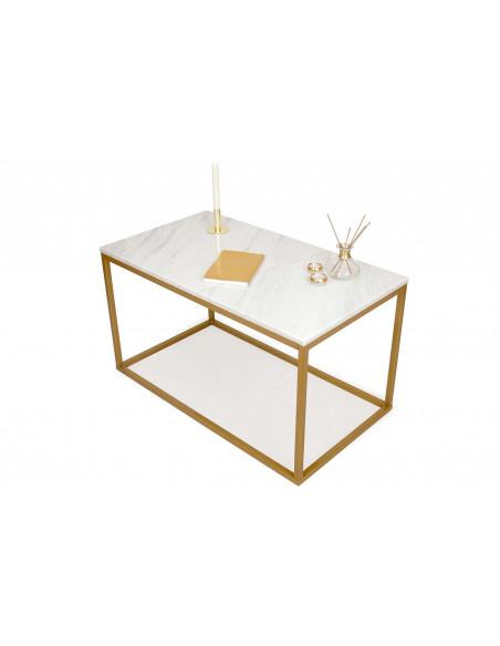 Coffee-table-marble-Lisa-90x50x50-Bianco-gold-pearl-1