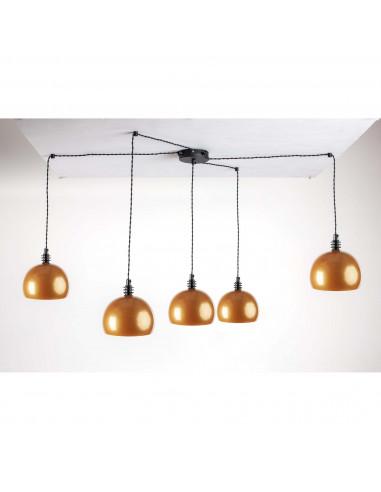 Lampa wisząca / sufitowa / pająk FASHION 5NP Fashion-Home