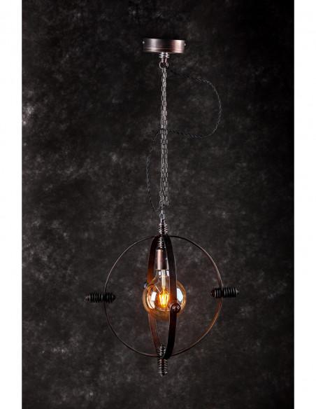 Lampa LOFTOWA wisząca SUPRENA XL Fashion-Home