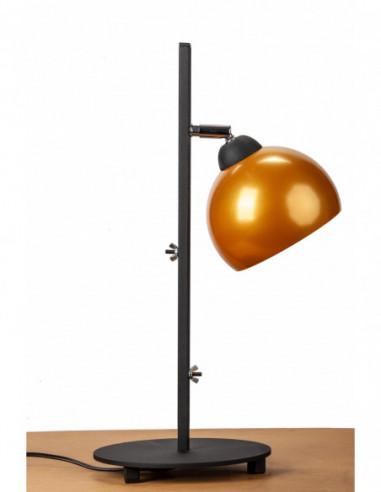 Lampa biurkowa FASHION ZŁOTA Fashion-Home