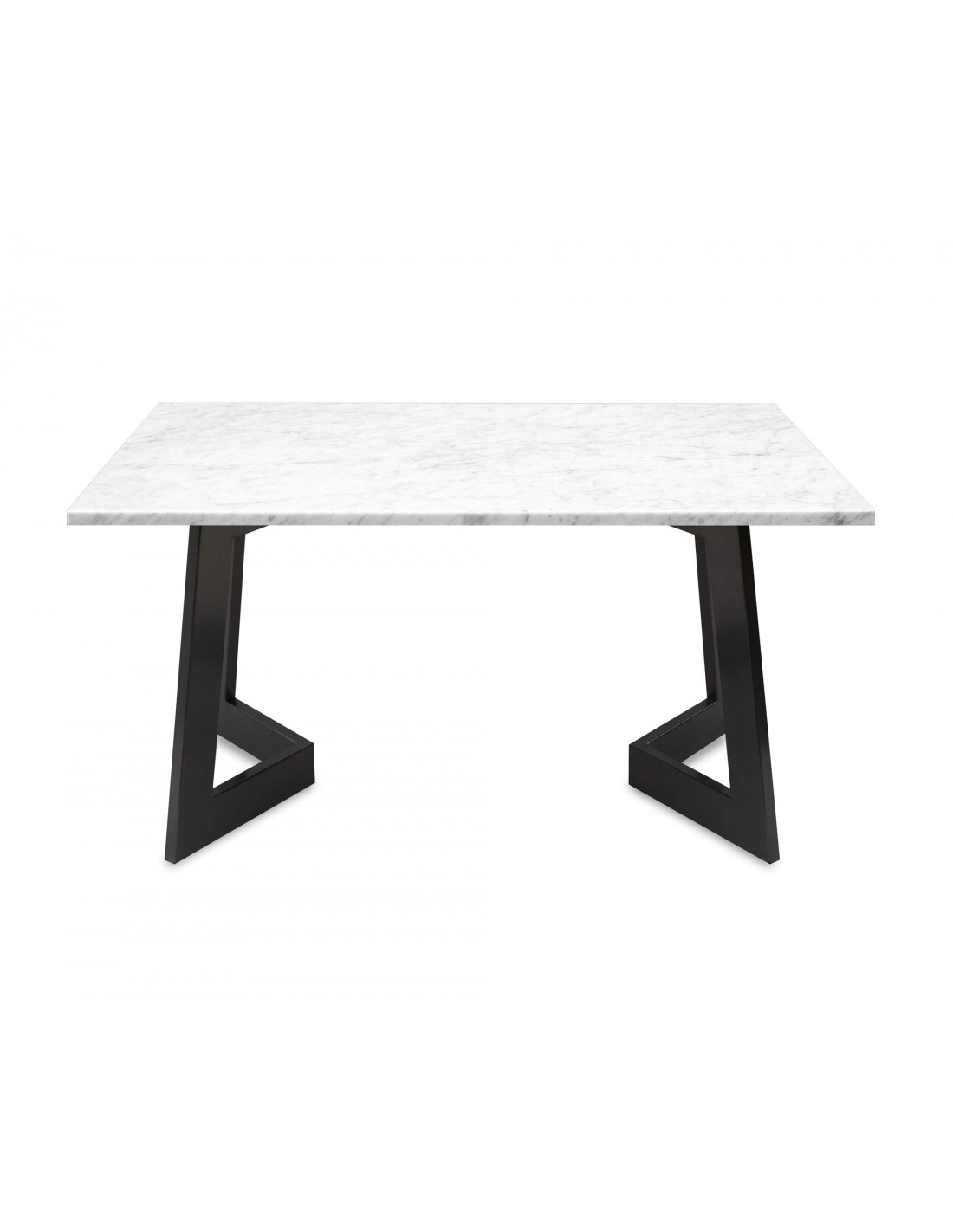 Hemnes Coffee Table Light Brown 90 X 90 Cm: Modern Coffee Table AMAND L, Marble Top Color BIANCO