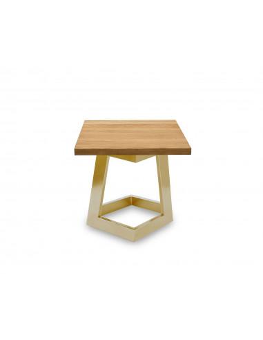 Stolik-kawowy-drewno-Damon-S-50x50-48-Dab-zlota-perla-3-cm-FH-B