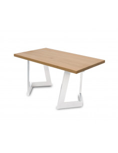 Stolik-kawowy-drewno-Damon-L-90x50x48-Dab-bialy-3-cm-Fashion-Home-Skos