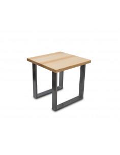 Stolik-kawowy-drewno-Fini-S-50x50-48-Jesion-stal-lakierowana-3-cm-FH-S