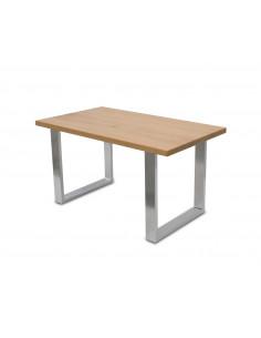 Stolik-kawowy-drewno-Fini-L-90x50x48-Dab-kolor-chrom-3-cm-FH-S