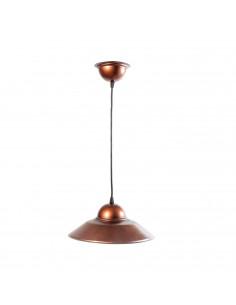 Lampa wisząca sufitowa NEA styl loftowy kolor miedź - Fashion-Home