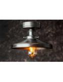Plafon industrialny lampa BJORN styl skandynawski loft - Fashion-Home(1)