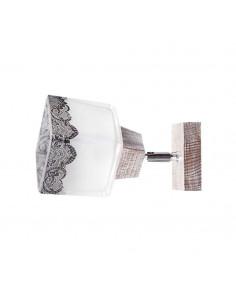 Kinkiet DECOR SONOMA szkło włoskie ręczna dekoracja - Fashion-Home