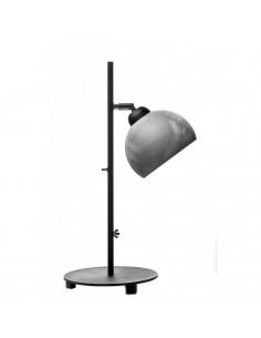 Lamka biurkowa FASHION beton kula styl nowoczesny - Fashion-Home