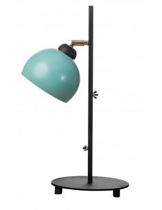 Lamka biurkowa FASHION miętowa kula styl nowoczesny - Fashion-Home