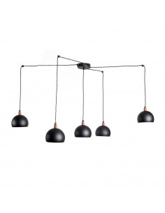 Pendant lamp spider FASHION 5NP
