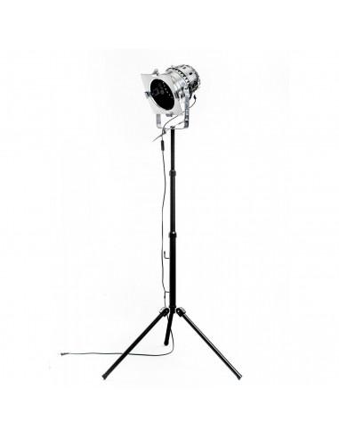 Lampa podłogowa indsutrialna na statywie 1-punktowa - Fashion-Home