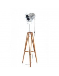 Floor lamp REFLECTOR LOFT M BROWN