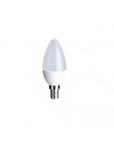 Żarówka LED E14 7W świecowa barwa zimna - Fashion-Home