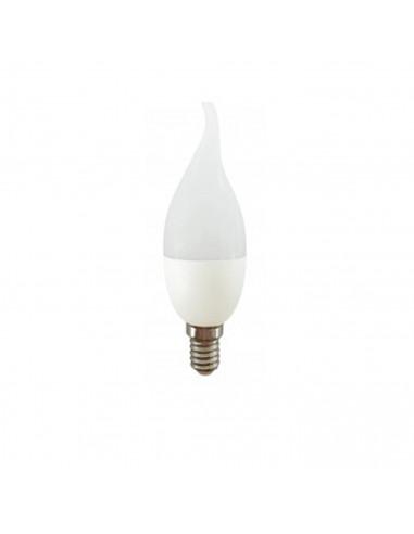 Żarówka LED E14 7W świeczka deco barwa zimna Fashion-Home