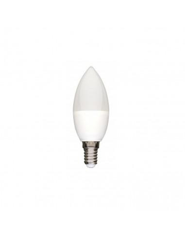 Żarówka LED E14 6W świeczka barwa ciepła Fashion-Home