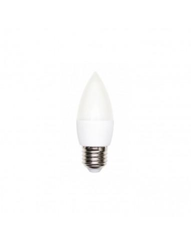 Żarówka LED E27 6W świecowa barwa ciepła - Fashion-Home