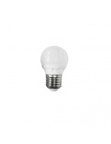 Żarówka LED E27 4W kulka barwa ciepła Fashion-Home