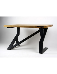 Stolik-kawowy-dab-Ann-100x60x50-naturalny-czarny-4-cm-Fashion-Home