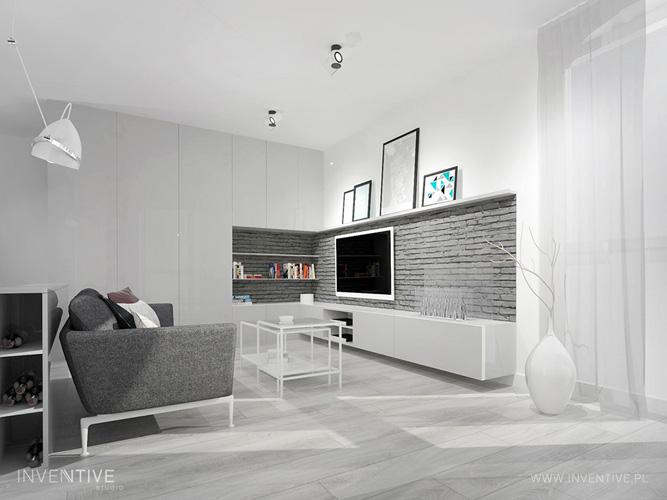 maly salon - 3 - INVENTIVE studio